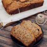 "alt=""wholesale sliced banana bread loaf, cafe serve them with grilled banana and nuts"""